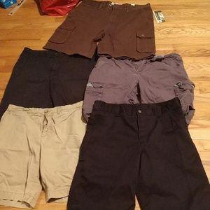 Men's shorts lot